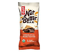 CLIF Energy Bar Nut Butter Filled Chocolate Peanut Butter - 1.76 Oz