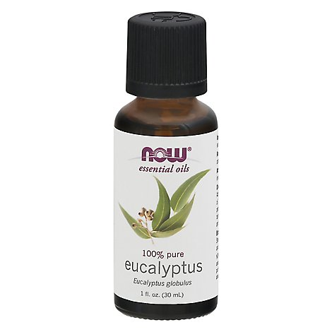 Eucalyptus Oil  1 Oz - 1 Oz