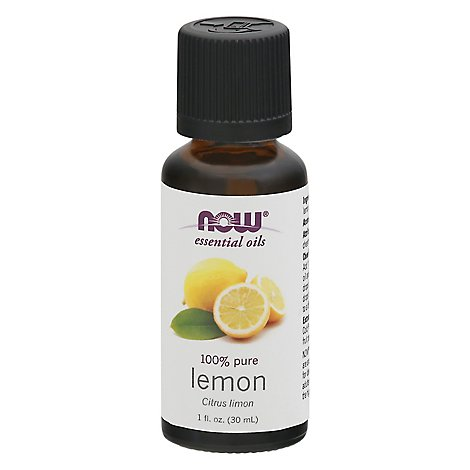 Lemon Oil  1 Oz - 1 Oz