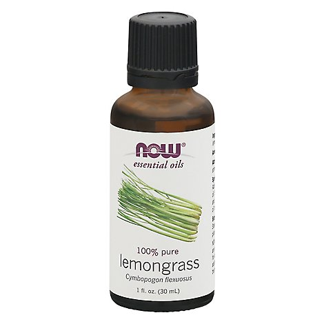 Lemongrass Oil 1 Oz - 1 Oz
