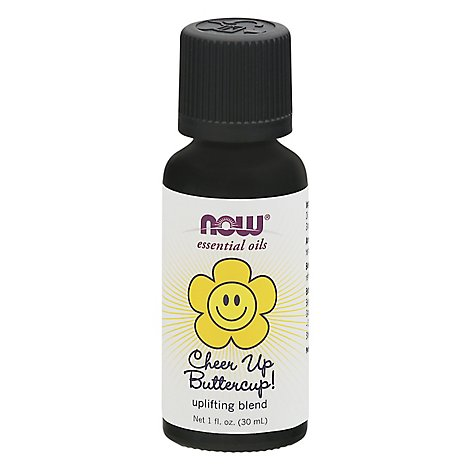Cheer Up Buttercup Uplifting Oils 1 Oz - 1 Oz