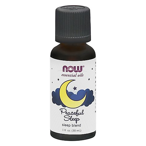 Peaceful Sleep Oil Blend 1 Oz - 1 Oz