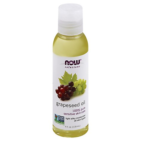 Grapeseed Oil  4 Fl Oz - 4 Oz