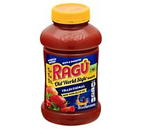 RAGU Old World Style Pasta Sauce Traditional Jar - 45 Oz