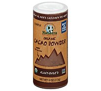 Natierra Himalania Organic Cacao Powder with Maca - 4 Oz