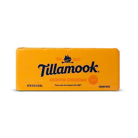 Bandons Cheese Loaf Medium - 32 Oz