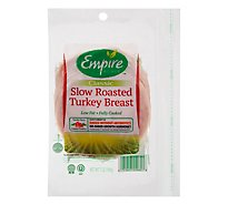 Empire Slices Roasted Turkey Breast - 7 Oz