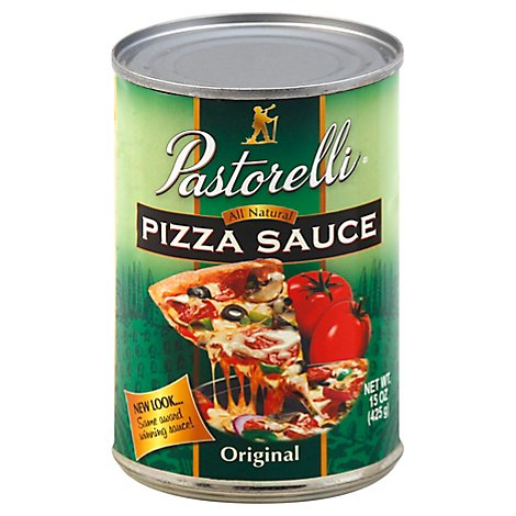 Pastorelli Pizza Sauce Original Can - 15 Oz