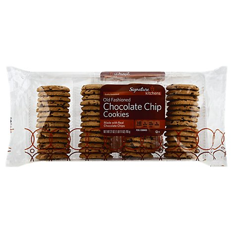 Value Corner Cookies Chocolate Chip - 27 Oz