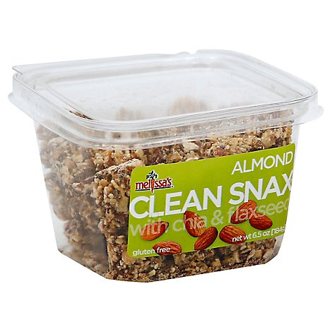 Almond Clean Snax - 6.5 Oz