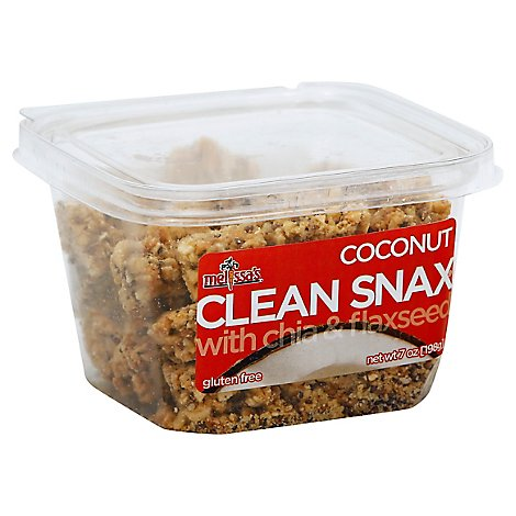 Coconut Clean Snax - 7 Oz