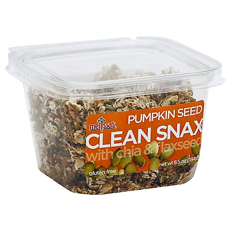 Pumpkin Seed Clean Snax - 6.5 Oz