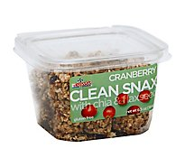 Cranberry Clean Snax - 6.5 Oz