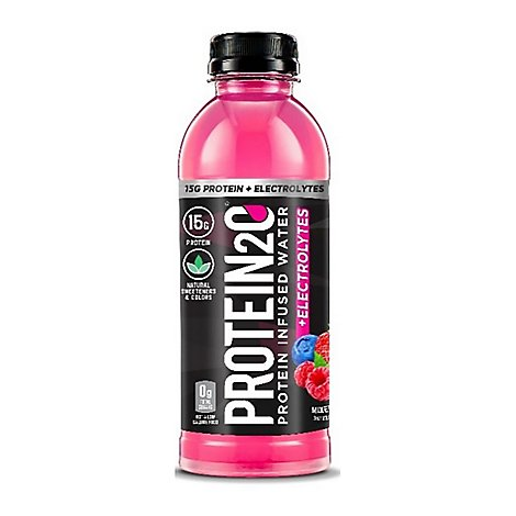 Protein2o Protein Water Mixed Berry - 16.9 Fl. Oz.