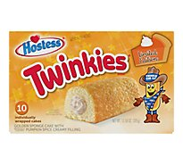 Hostess Pumkin Spice Twinkies - Each