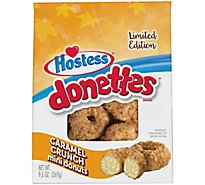 Hostess Caramel Crunch Donettes - Each