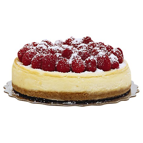 Bakery Cake Cheesecake Raspberry Sensation - Each
