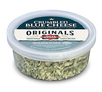 Dietz & Watson Originals Crumbled Blue Cheese Cup 4 Oz