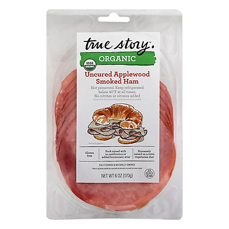 True Story Honey Ham - 6 Oz