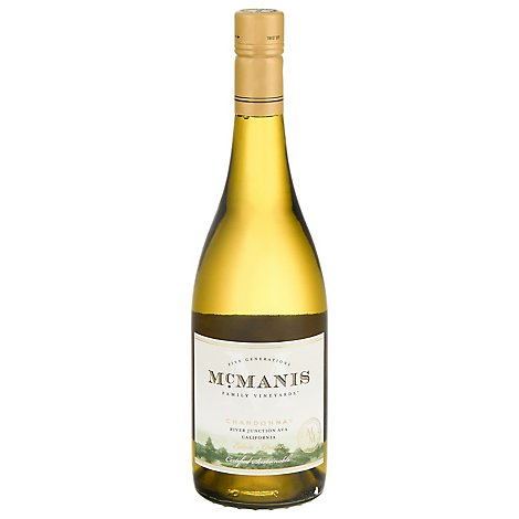Mcmanis Chardonnay Wine - 750 Ml