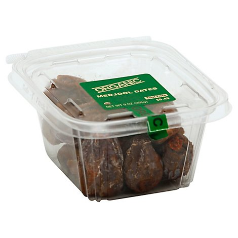 Dates Medjool Organic - 9 Oz