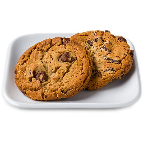 Bakery Cookies Jumbo Variety 2 Count - Each