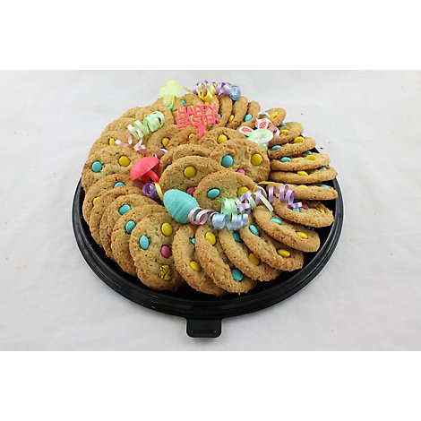 Bakery Cookies Tray 36 Count - Each