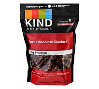 KIND Healthy Grains Clusters Dark Chocolate - 11 Oz