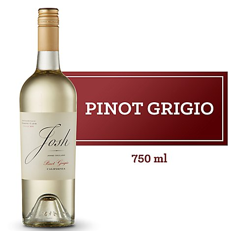 Josh Cellars Wine Columbia Valley Pinot Gris - 750 Ml