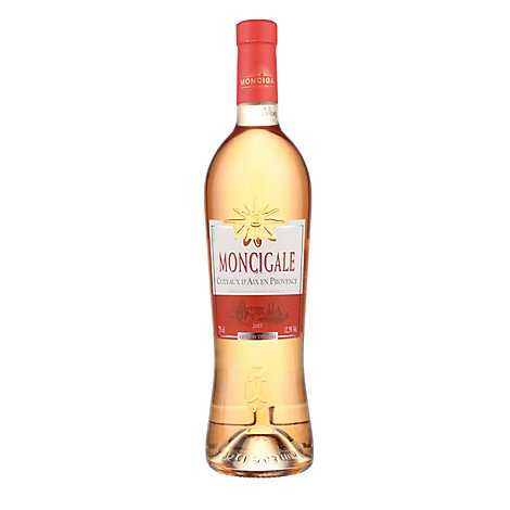 Moncigale Rose Wine - 750 Ml