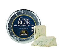 Boars Head Cheese Blue Cheese Wheel 0.50 LB