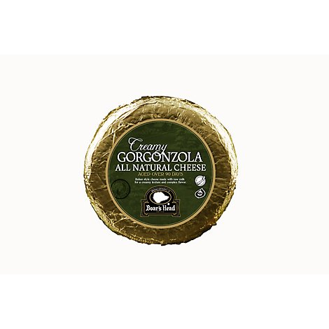 Boars Head Cheese Gorgonzola Wheel 0.50 LB