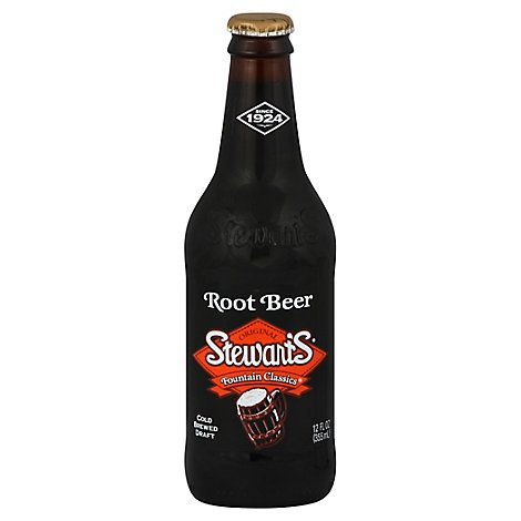 Stewarts Root Beer - 12 Fl. Oz.