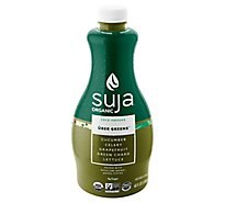 Suja Organic Juice Cold Pressed Uber Greens - 46 Fl. Oz.