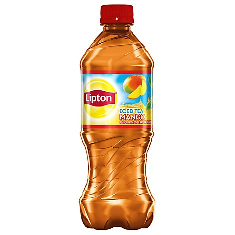 Lipton Iced Tea Mango - 20 Fl. Oz.