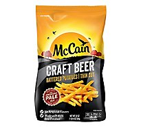 McCain Potatoes Battered Thin Cut Craft Beer - 22 Oz