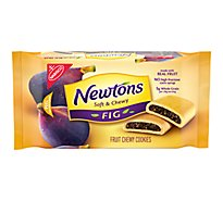 Newtons Cookies Fig Soft & Fruit Chewy - 10 Oz