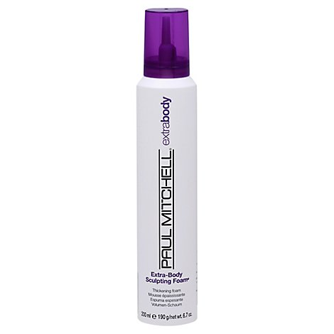 Paul Mitchell Extra Body Sculpting Foam - 6.7 Oz