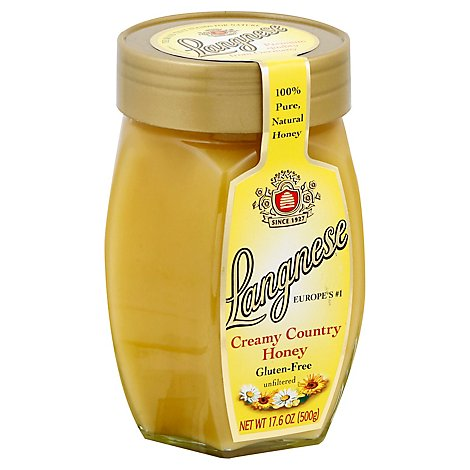 Langnese Creamy Country Honey - 17.6 Oz