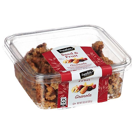 Signature SELECT Granola Crunchy - 9 Oz
