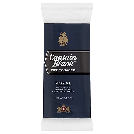 Captain Black Royal - 1.5 Oz