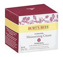 Burts Bees Night Cream Firming- 1.8 Oz