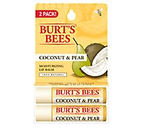 Burt Bee Lip Balm Coconut&Pr - .3 Z