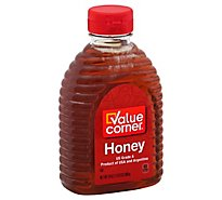Value Corner Honey - 24 Oz