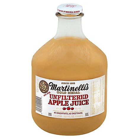 Martinellis Juice Gold Medal Apple Juice Pure - 50.7 Fl. Oz.