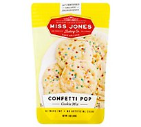 Miss Jones Baking Co Organic Cookie Mix Confetti Pop - 13 Oz