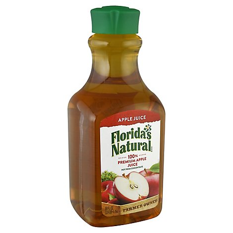 Floridas Natural Juice Apple Chilled - 59 Fl. Oz.