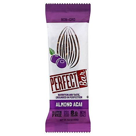 Perfect Bar Almond Acai - 1.6 Oz