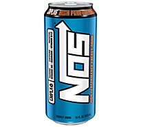 NOS Energy Drink High Performance - 16 Fl. Oz.