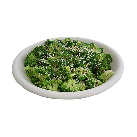 Fresh Cut Salad Cup Broccoli - 9 Oz (460 Cal)